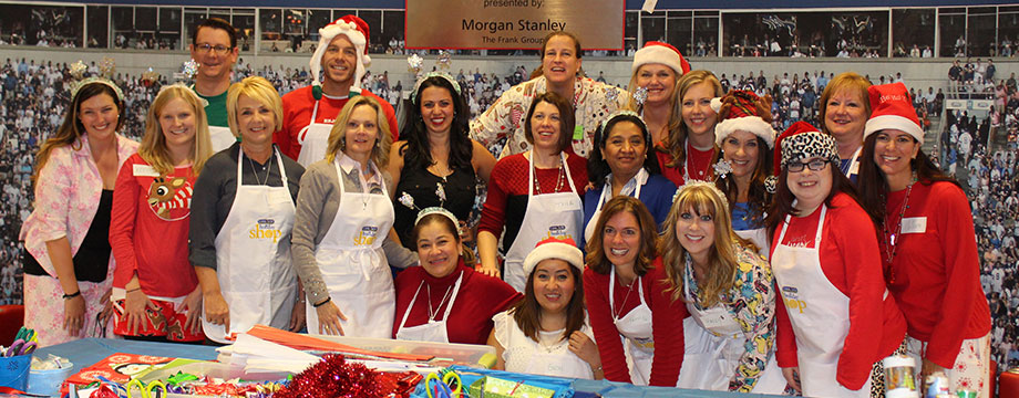 2015 Holiday Shop at the Zone